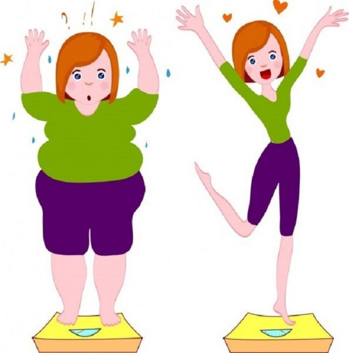 اقوى 7 طرق تخسيس و تنحيف و فقدان وزن بدون رجيم أصداء